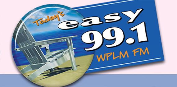 WPLM Easy 99.1 FM
